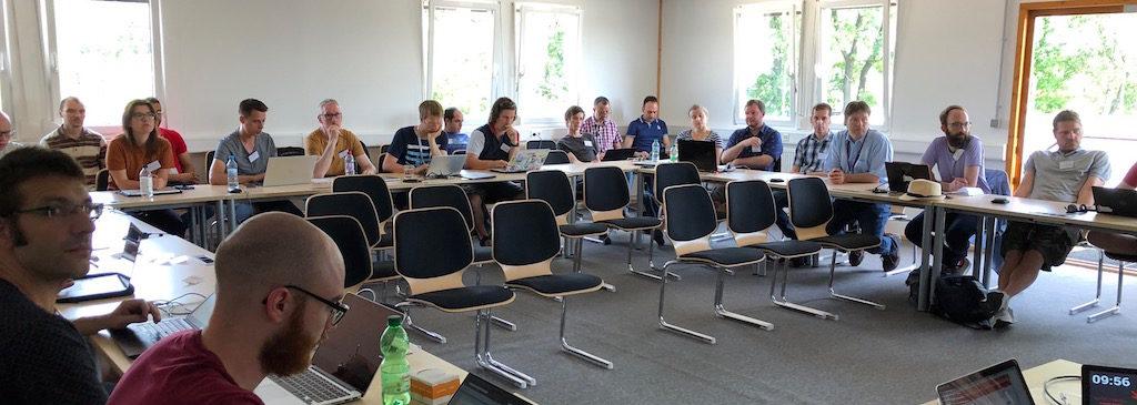 WP4 Kick-off meeting, 25-27 June 2019