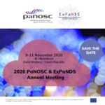 BANNER - 2020 PaNOSC - ExPaNDS annual meeting